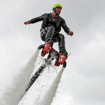 Flyboarding London Picture