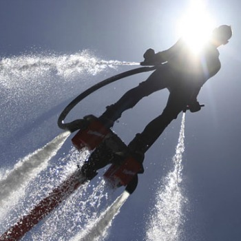 Flyboarding & Water Jet Pack Experiences