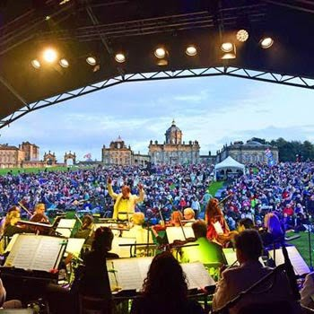 Click to view details and reviews for Castle Howard Summer Proms For Two.