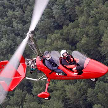 Gyrocopter Flights Kent Picture