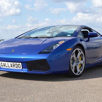 Lamborghini Test Drive Picture