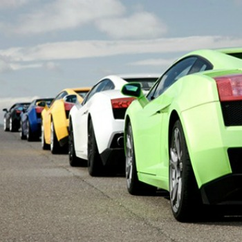 Drive A Lamborghini Picture