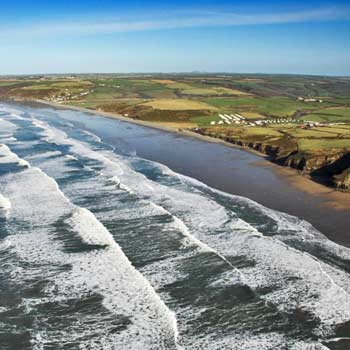 Private Tour of Pembrokeshire for Two