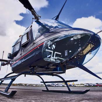 Jet Ranger Helicopter Lesson