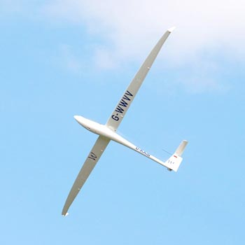 Gliding experiences in Warwickshire