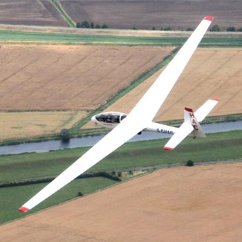 Gliding experiences in Peterborough