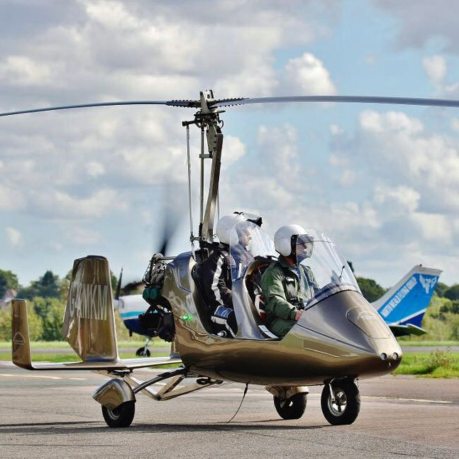 Gyrocopter Essex Picture