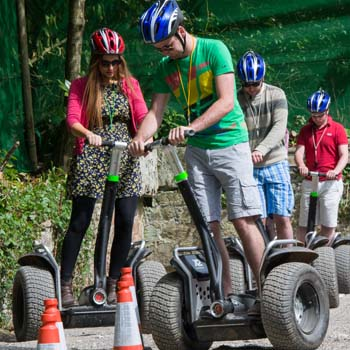 Adventure Segway Plymouth Picture