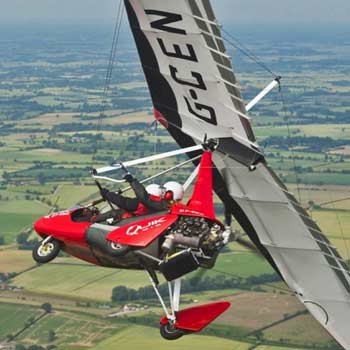 Microlighting East Anglia