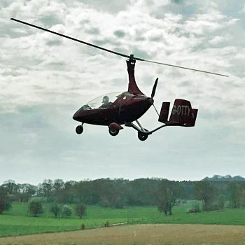 Gyrocopters Wiltshire Picture