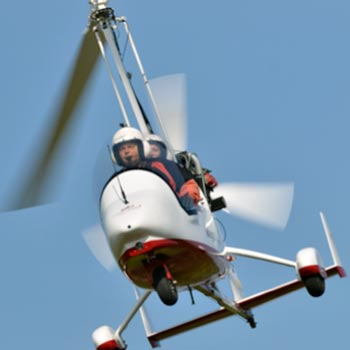 Gyrocopter Experience York Picture
