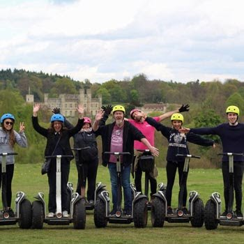 Leeds Castle Segway Offer For Two Picture