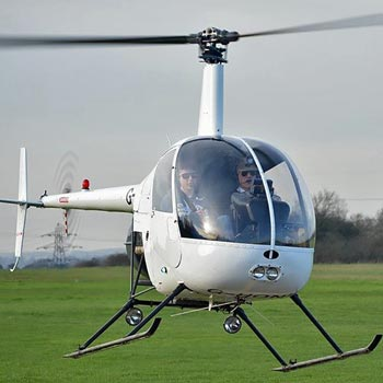 Helicopter Lessons London Picture