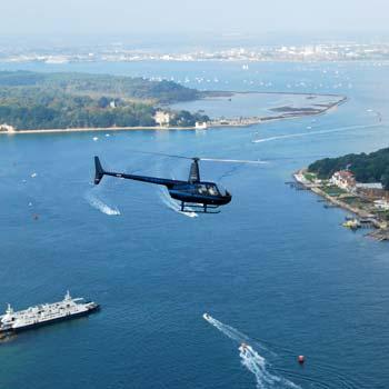 Dorset Coast Helicopter Tours
