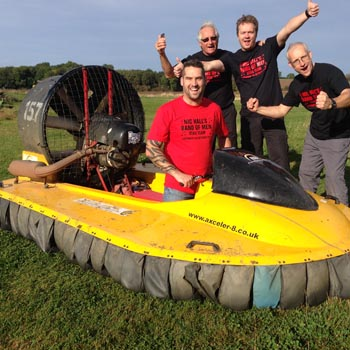 Hovercraft Adventures Leicester