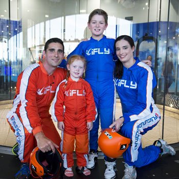 iFLY Vouchers for Indoor Skydiving