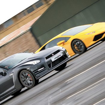 Multi Supercar Driving Thrill