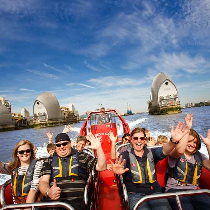 London Speedboat Adventure