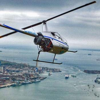 Solent Helicopter Lessons Picture