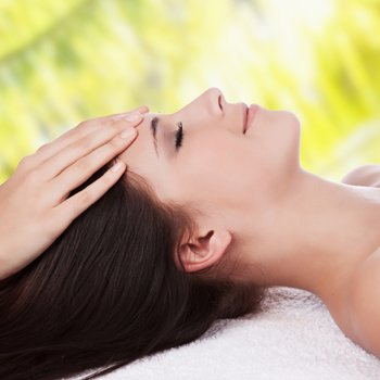 Indian Head Massage in Warwickshire