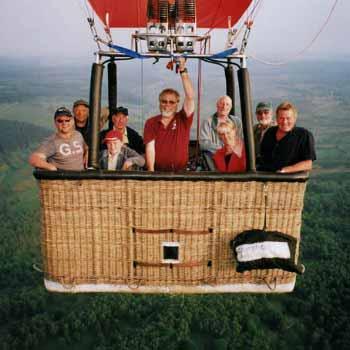 Weekday Hot Air Balloon Flights