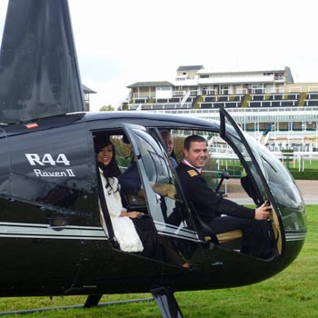 Helicopter Flying Lessons In Liverpool