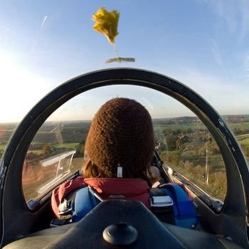 Glider lessons in Bedfordshire