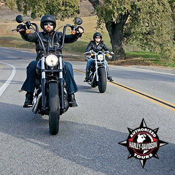 Guided Harley-davidson® Tours Picture