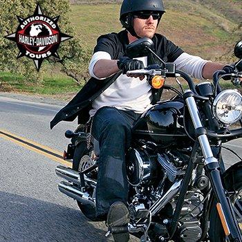 Stonehenge Harley Davidson Adventure Picture