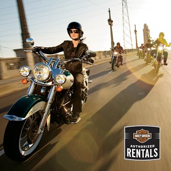 Harley-davidson® Hire For A Day Picture