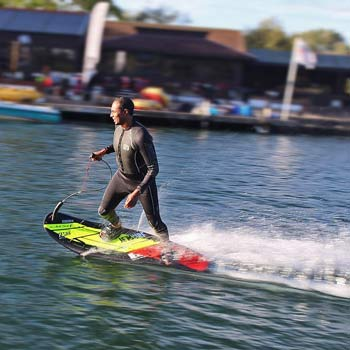 Learn to Jetsurf