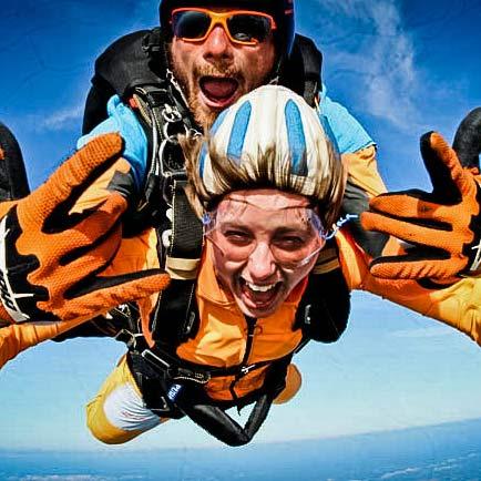 Skydiving Cornwall