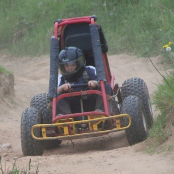 Junior Dirt Buggy Safari Notts