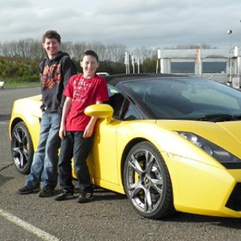 kids supercar days