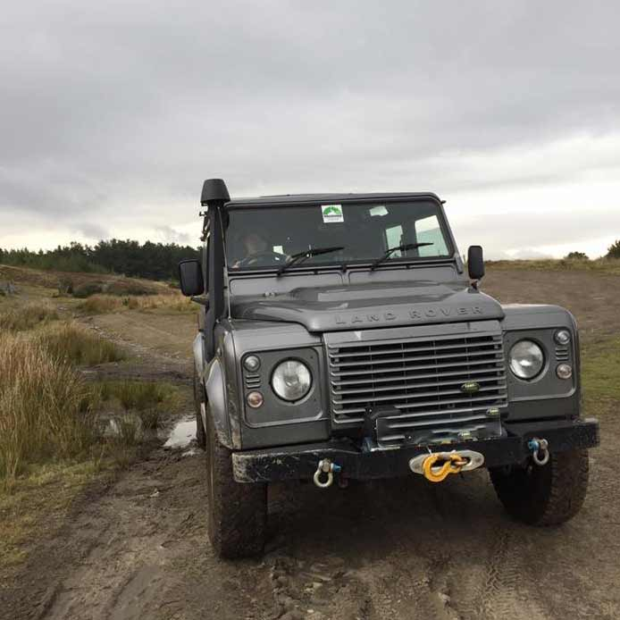 Junior 4x4 Driving Experience