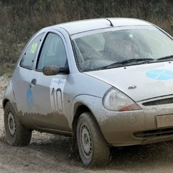 Junior Rally Experience