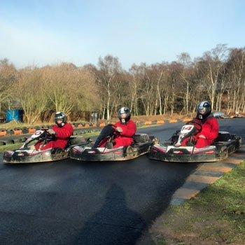 Junior Karting Nottingham Picture
