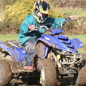 Junior Quads in Surrey