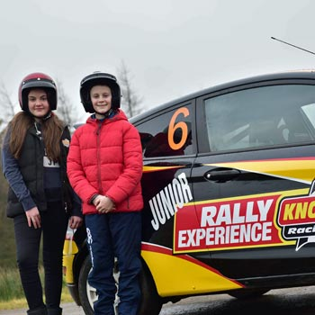 Ultimate Teen Drive & Rally Package Picture