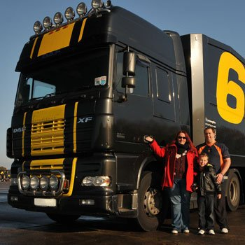 Kids Truck Driving