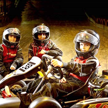 Junior and Family Karting