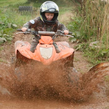 Kids Quads Staffordshire