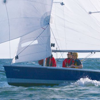 RYA Dinghy Sailing Course, Sussex