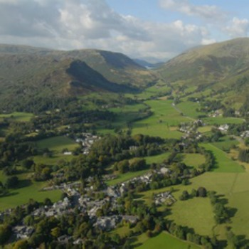 Lake District Pleasure Flight
