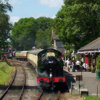 Steam Railway Ride Experience