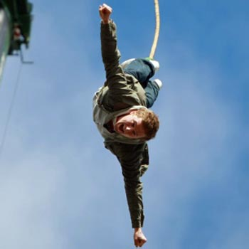 Bungee Jumping in the UK