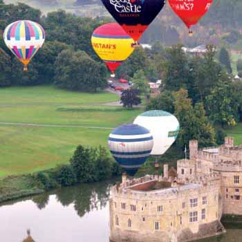 Hot Air Balloon Flights Picture