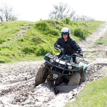 Quads at Eastwell Park