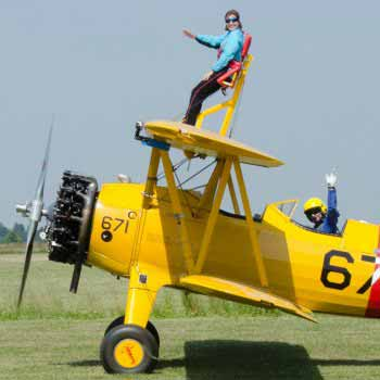 Wing Walk Oxfordshire Picture