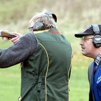 Clay Shooting In Derbyshire Picture